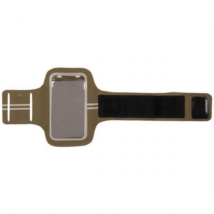 Купить Чехол спортивный для телефона на руку Mil-Tec олива