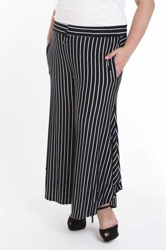 Купить Стильные брюки больших размеров Наргиз арт. 942Н-1