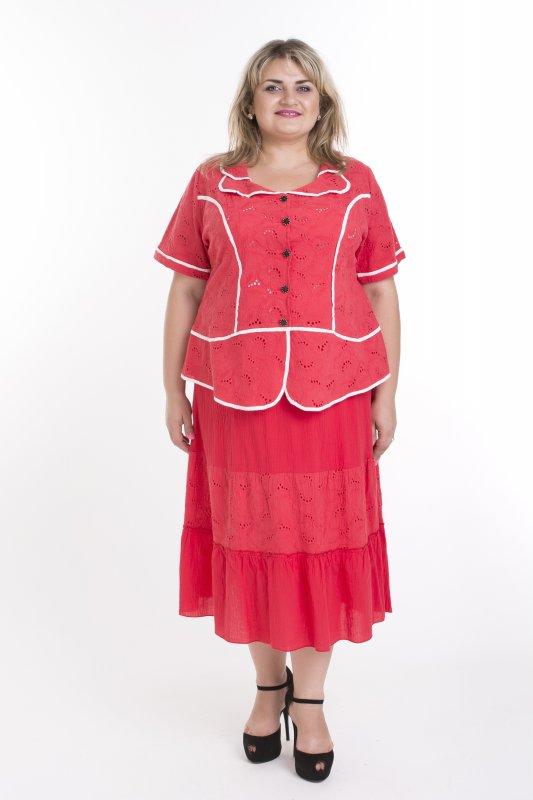 Buy Beautiful blouse large size women Proshva art. 943P-4