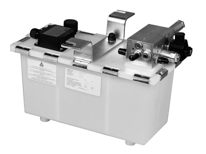 Купить Гидравлический агрегат с погружным приводом