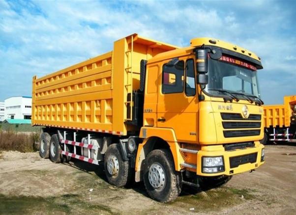 Купить Самосвал F3000 ShacMAN Dump Truck 8×4