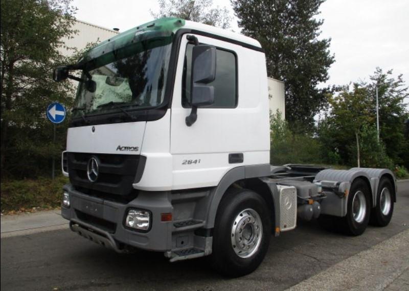 Купить Тягач Mercedes Benz 2641 6X4