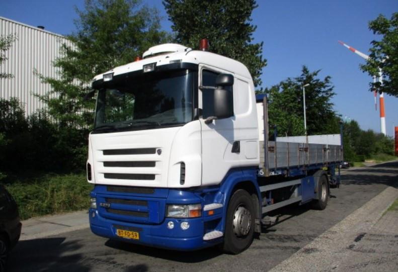 Купить Тягач Scania R 270 B 4X2