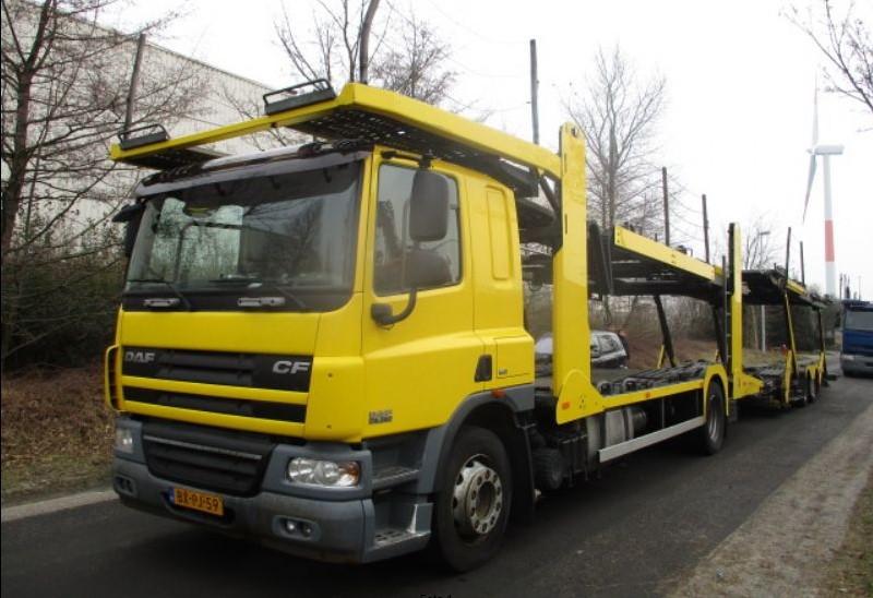 Купить Автовоз DAF CF75-360 Euro 5