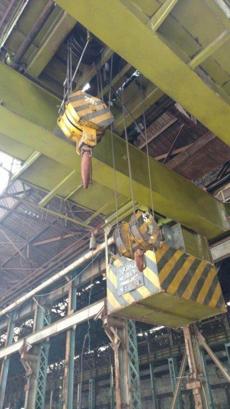 Buy Crane bridge / p 20 t flight 22,5m
