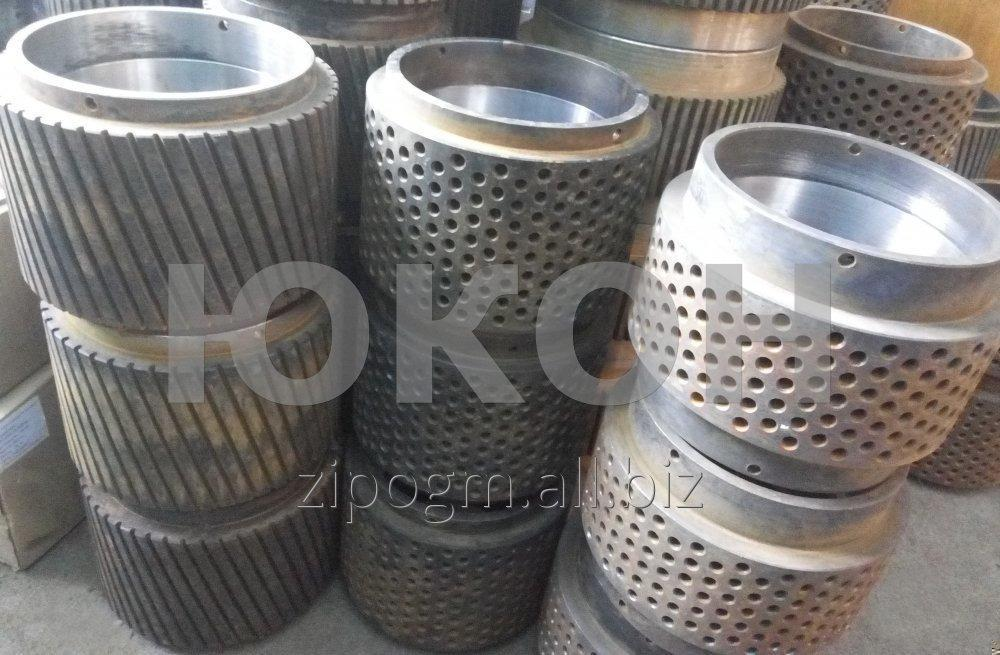 Buy OGM shroud rollers 1,5. 190,195,200,204,205,210 shell is threaded or perforated