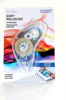 Купить Клейкая пленка Roller.Dot с ручкой/1 шт
