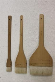 Buy Japanese brush Shiroe-Bake 85 mm / 1 piece