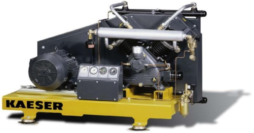 Установки для выдува ПЭТ-тары компрессоры