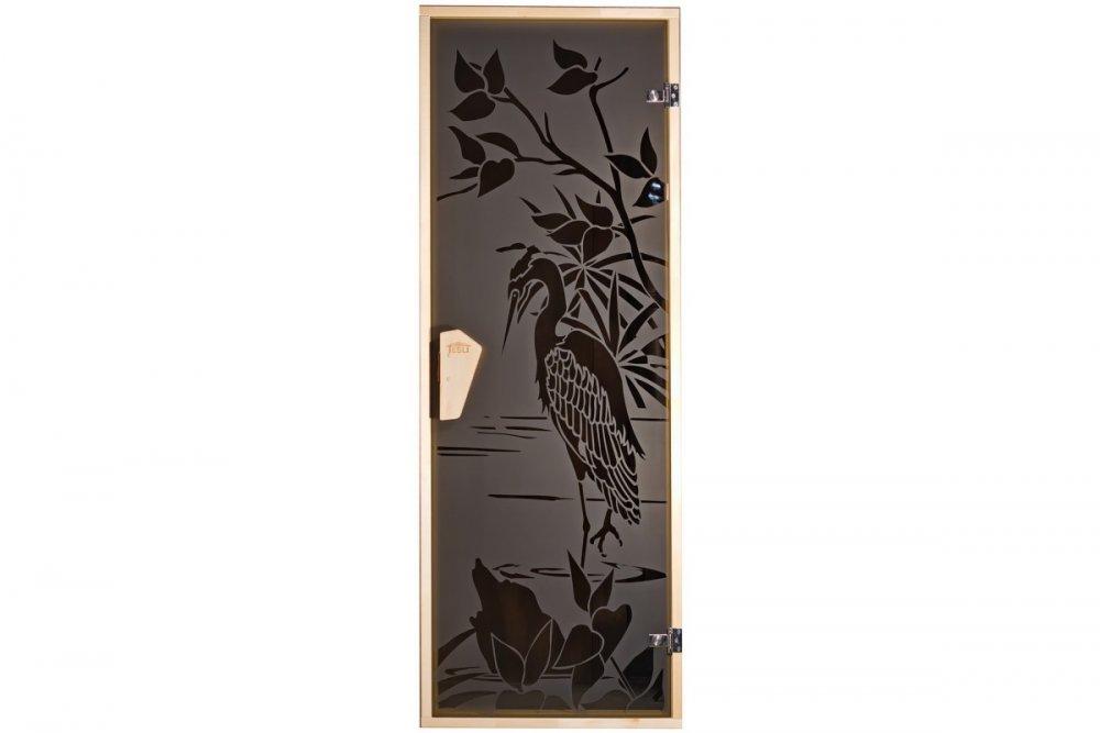 "Buy Glass door for saunas and hammams ""Heron"", Kharkov"