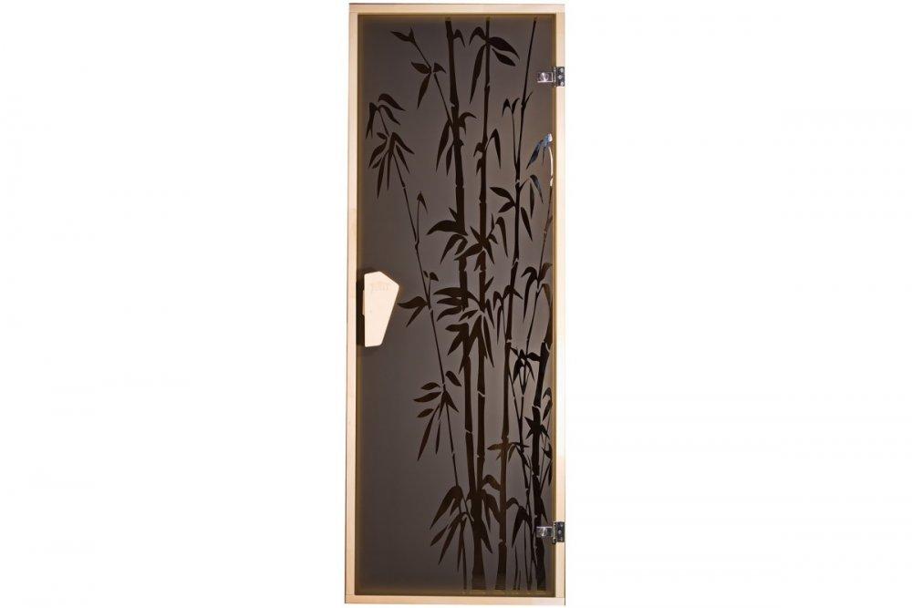 Buy Glass door bamboo forest, Kharkov