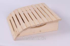 Buy Wooden headrests, orthopaedic