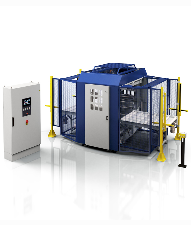 Horizontal packing machine Orbit 16 (Robopac)