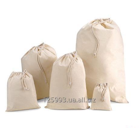Купить Мешок тканевый со шнурком, 30*40 см.