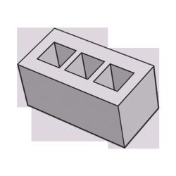 Шлакоблок 190 М50-100