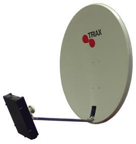 Комплект абонентский корпоративный ТВ+Internet (прямого и обратного каналов) с использованием одной антенны мультимедийной станции UWDS
