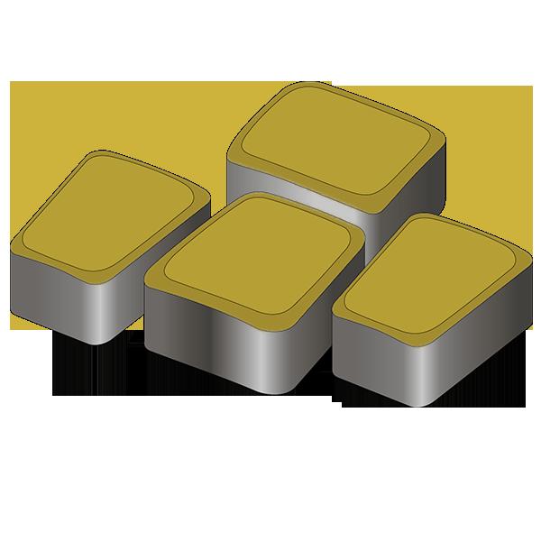 Купить Тротуарная плитка Римский камень 60 желтый