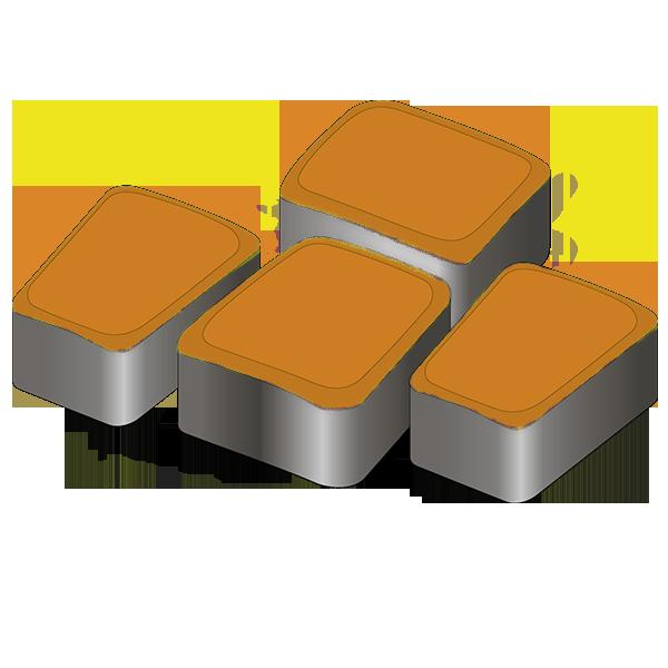 Купить Тротуарная плитка Римский камень 60 оранжевый