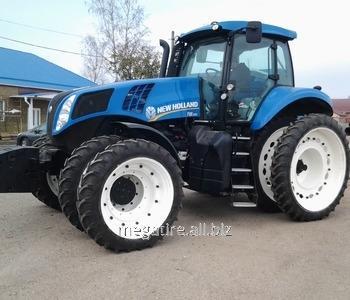Купить Комплект вузьких коліс (SD) для міжряддя 450 мм, 700 мм на трактори New Holland T8.330