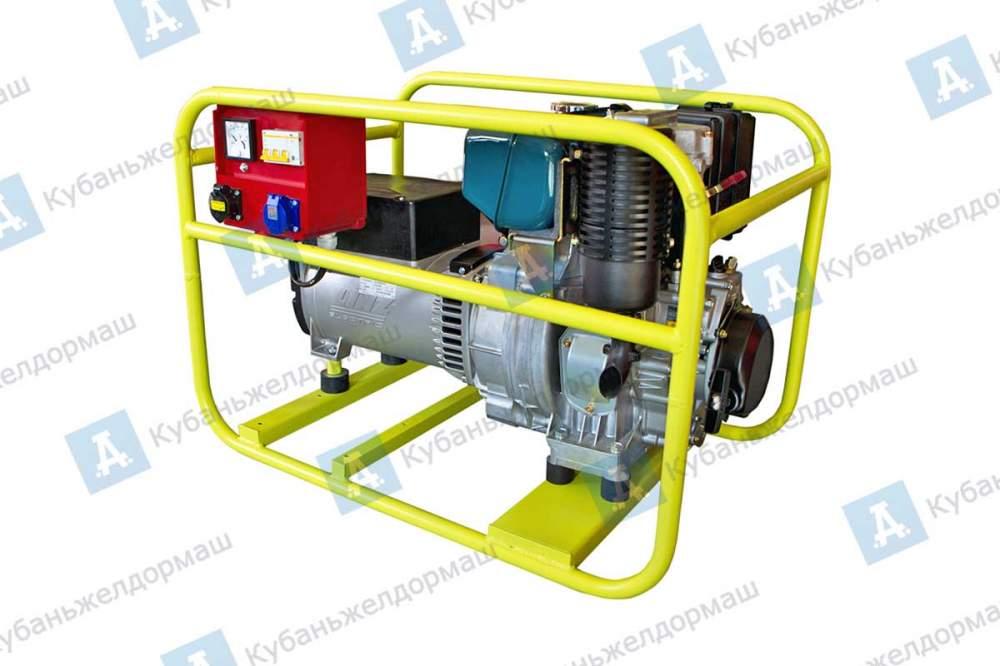 Купить Переносная электростанция бензиновая АБ-4