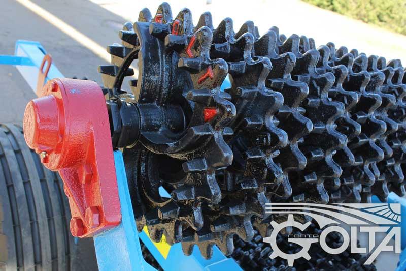 Buy Rink tooth shporovoj hydraulic KZSh-9.2 g-01