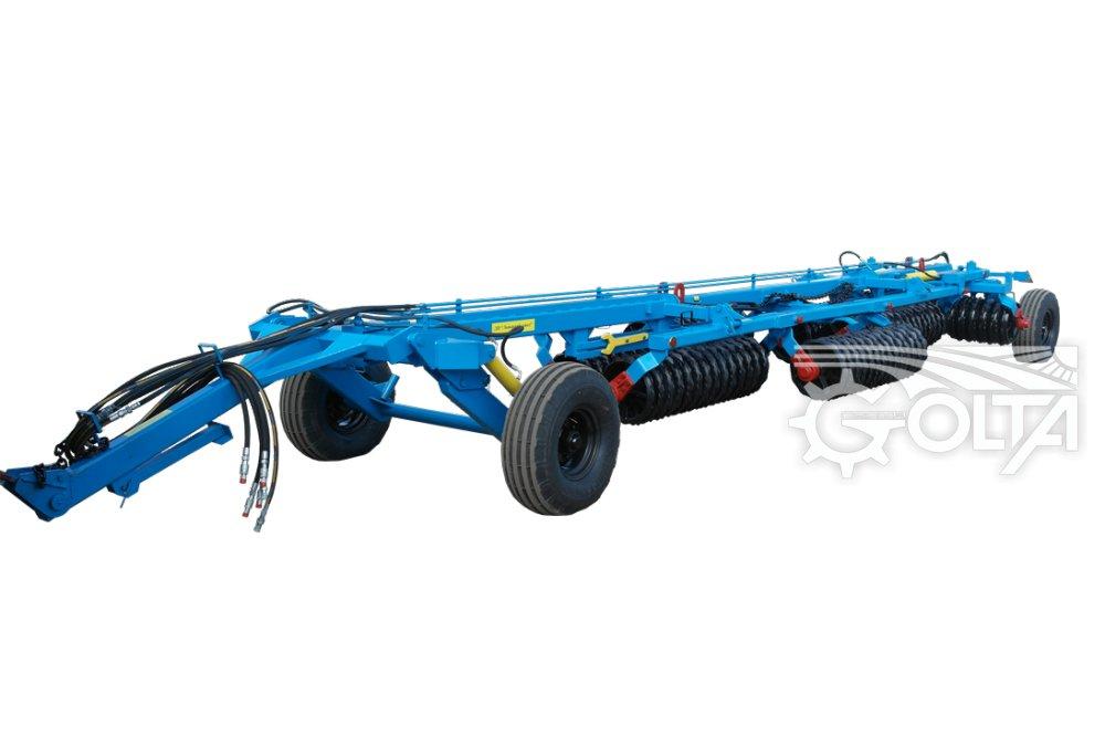 Buy Roller zubčato-kolčatyj gidroficirovannyj KPC-12.5 FRI
