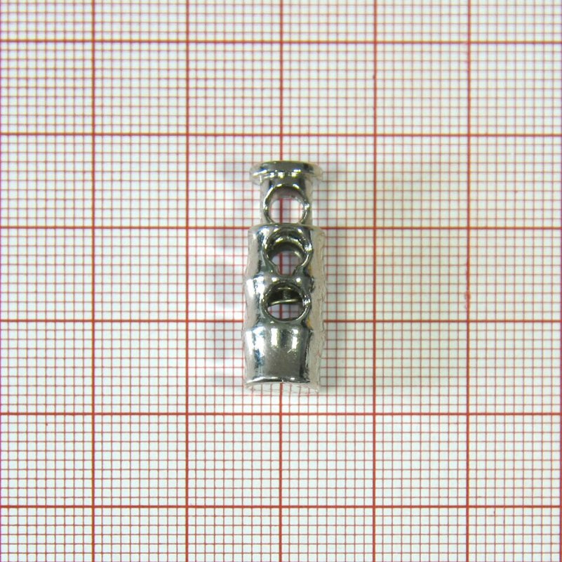 Купить Фиксатор метал B741 NIKEL 1т.шт