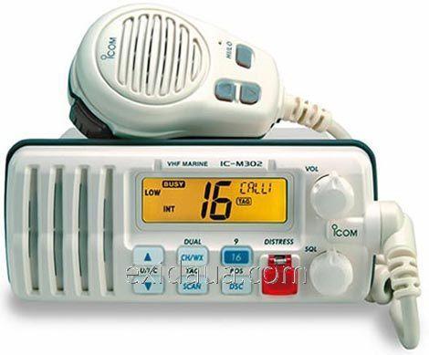 Радиостанция Icom IC-M302