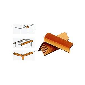 Защитный угольник картонный 50 мм х 4 мм