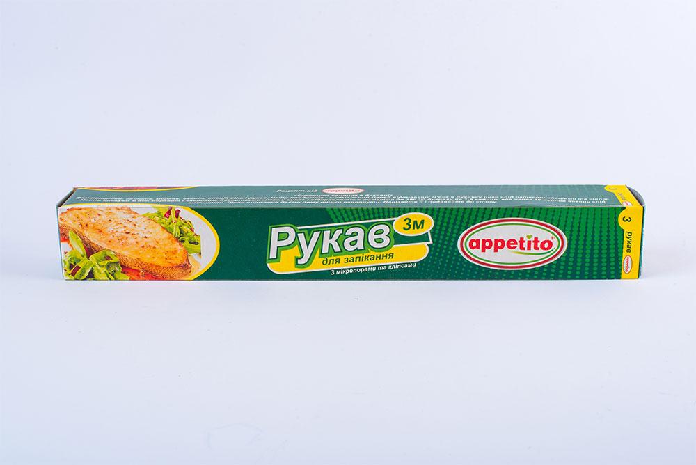 Купить Рукав для запекания 3м от ТМ Appetito