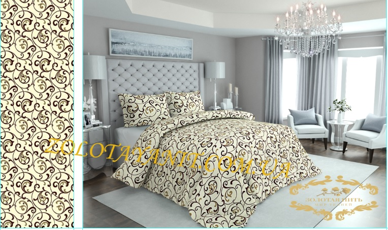 Ткань Бязь Gold N-4573-3