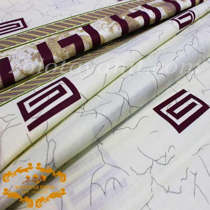 Ткань Бязь Gold Uxt-359