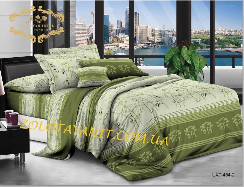 Ткань Бязь Gold UXT-454-2-green