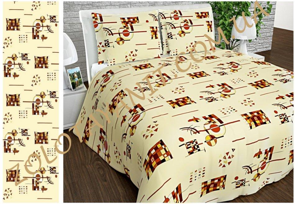 Ткань Бязь Gold UXT-480-cream