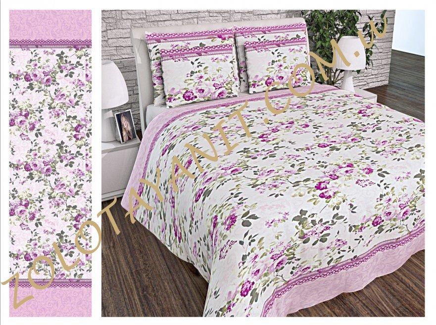 Ткань Бязь Gold UXT-486-1-Pink