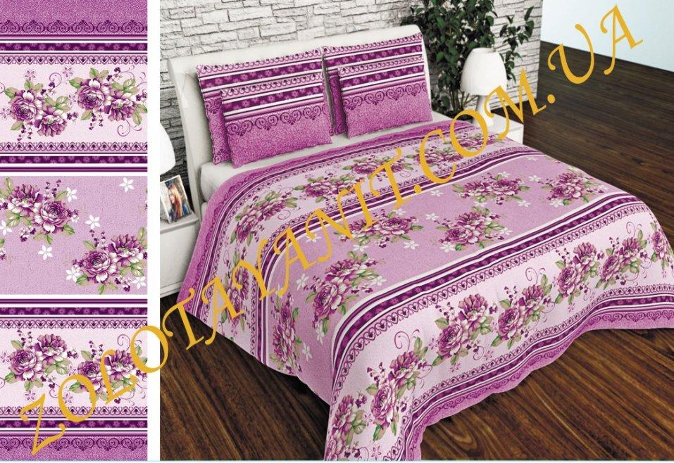 Ткань Бязь Gold UXT-494-2-Purple