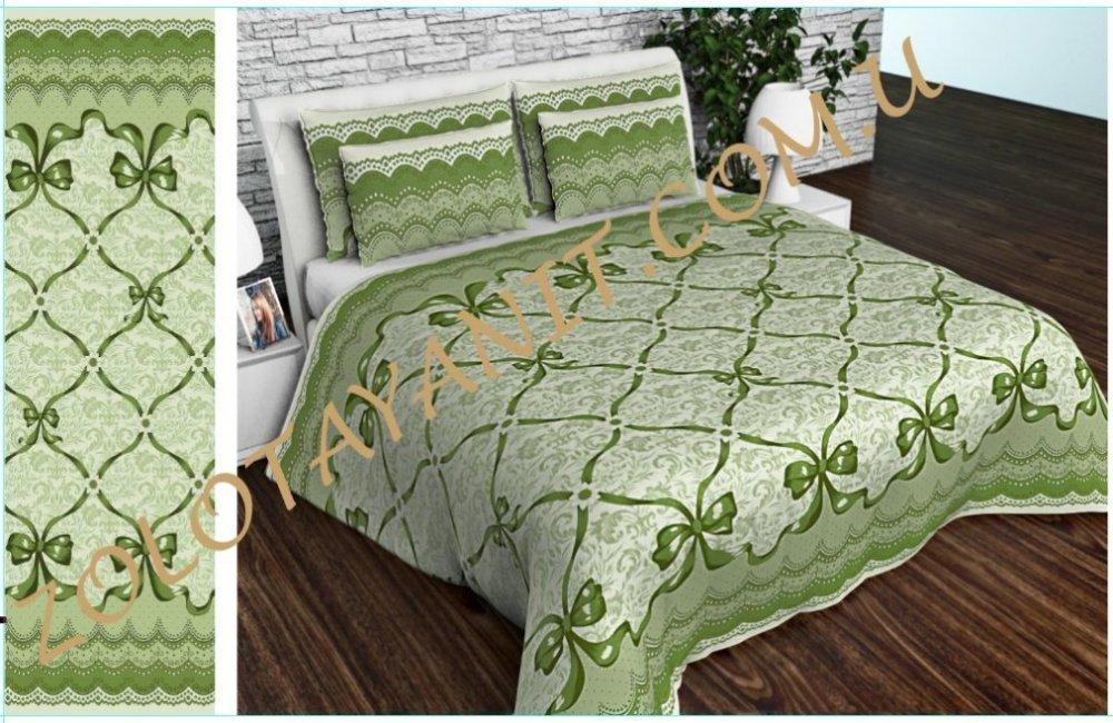 Ткань Бязь Gold Uxt-565-2-Green