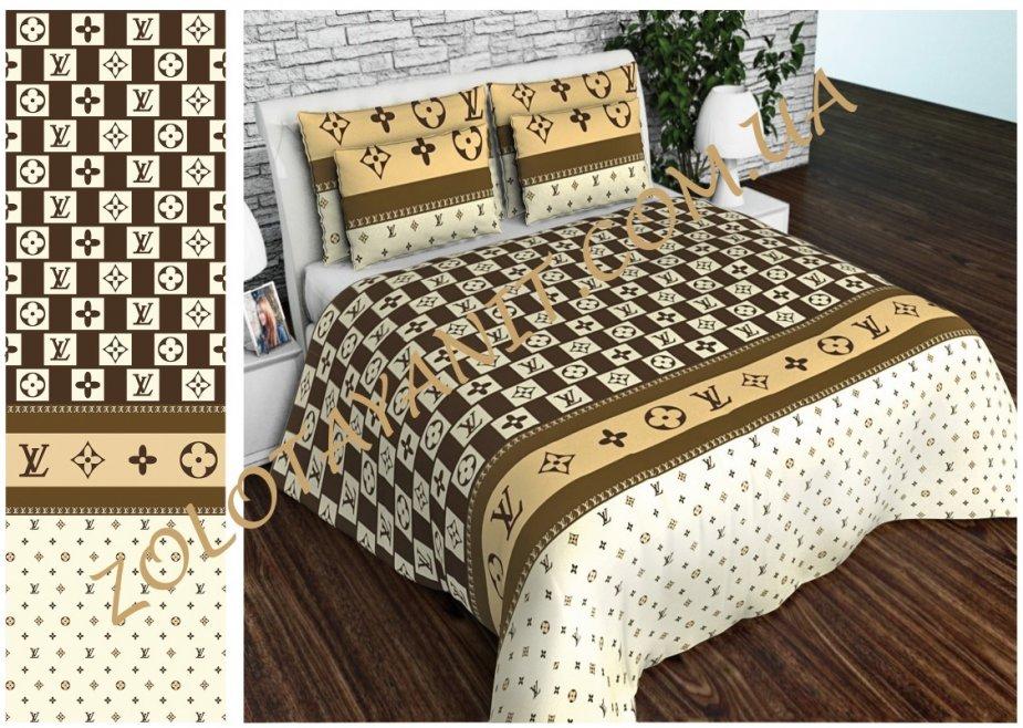 Ткань Бязь Gold Uxt-586-Brown