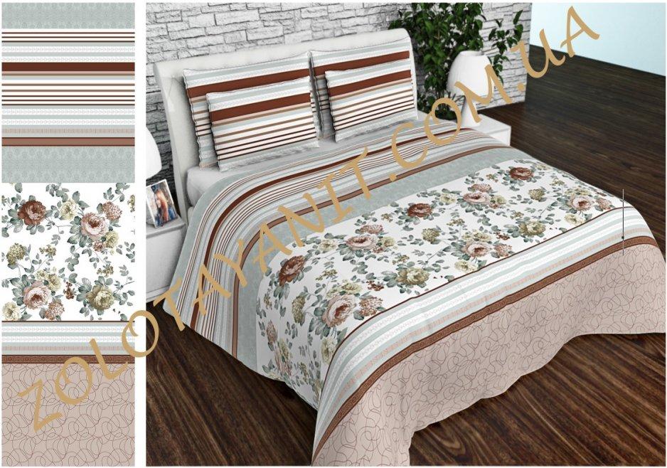 Ткань Бязь Gold Uxt-595-1-Brown