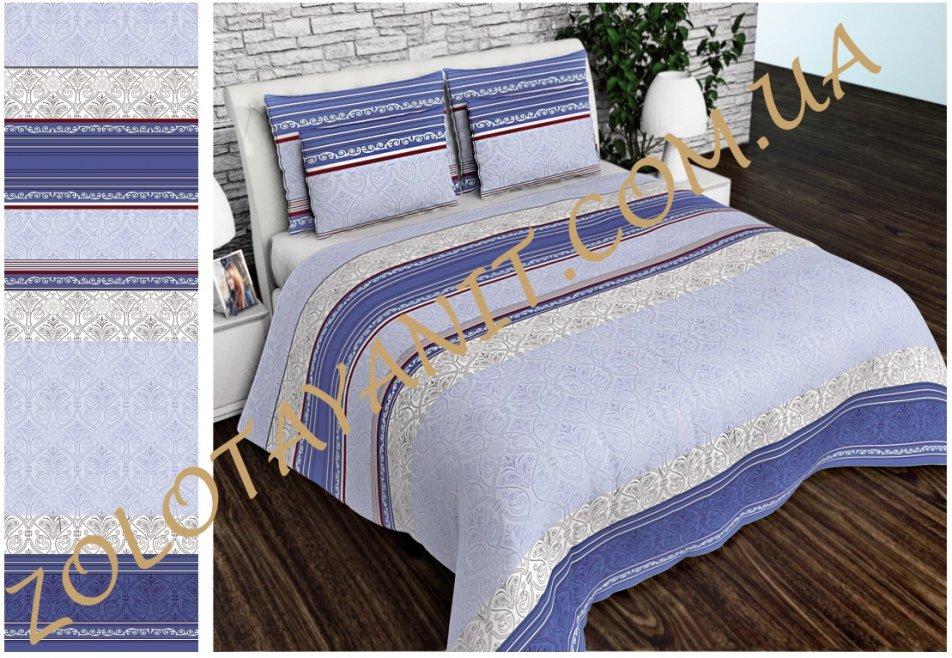 Ткань Бязь Gold Uxt-604-1-Blue