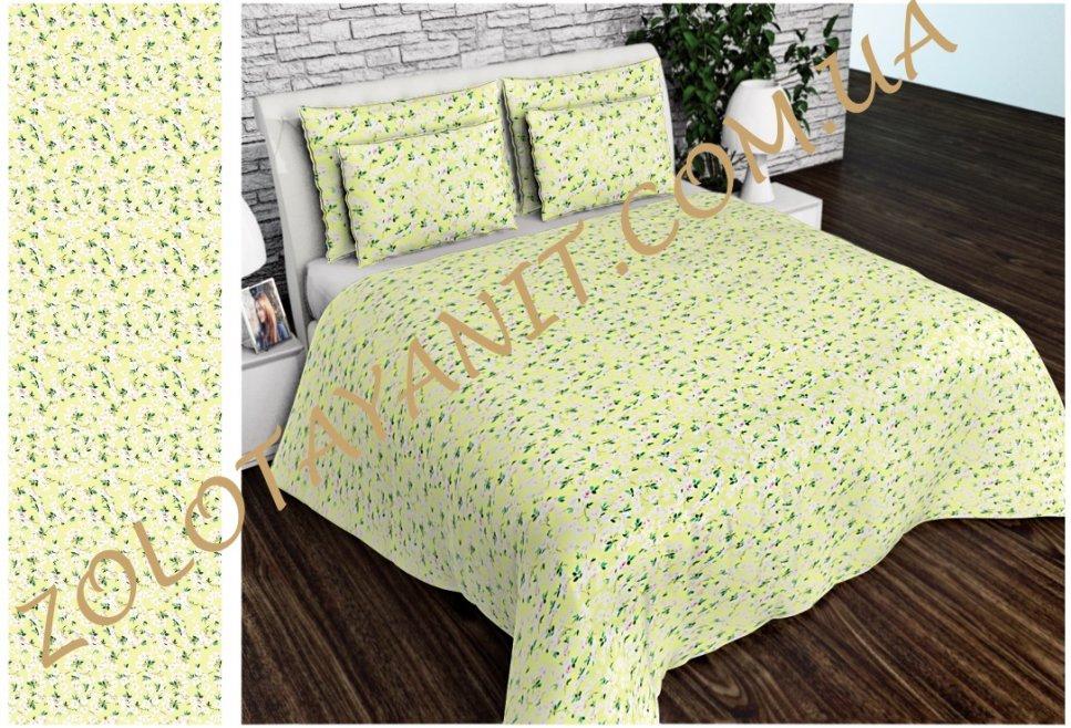Ткань Бязь Gold Uxt-609-1-Yelow