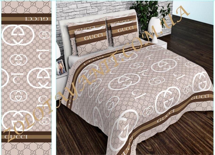 Ткань Бязь Gold Uxt-622-Brown