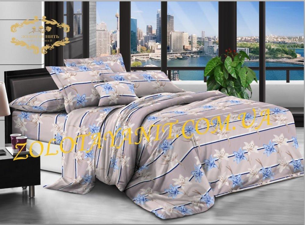 Ткань Бязь Gold Uxt-624-1-Blue
