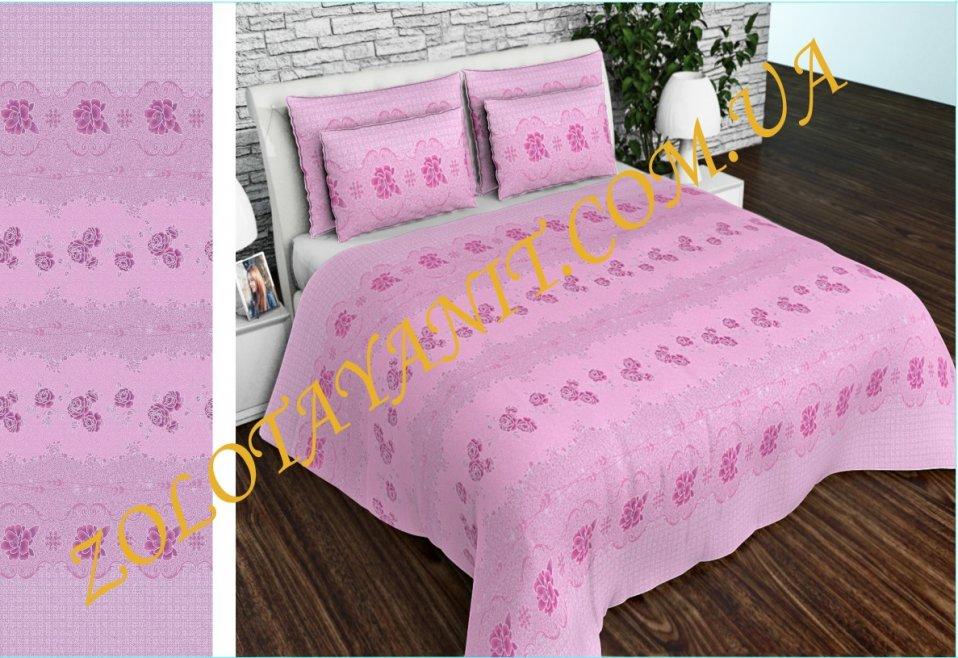 Ткань Бязь Gold Uxt-631-Pink