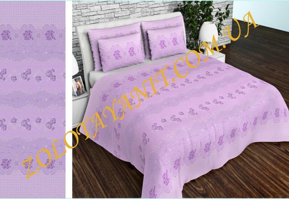 Ткань Бязь Gold Uxt-631-Purple