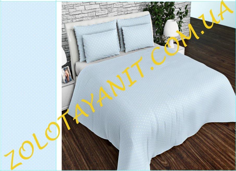Ткань Бязь Gold Uxt-653-Blue