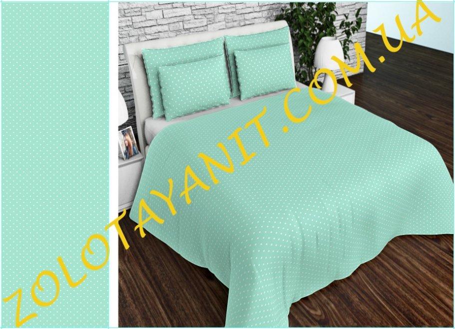 Ткань Бязь Gold Uxt-653-Green