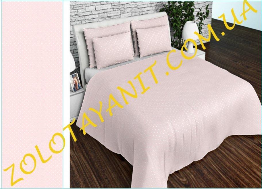 Ткань Бязь Gold Uxt-653-Pink