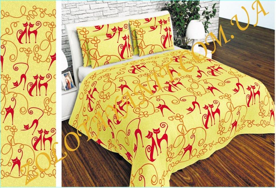 Ткань Бязь Gold Uxt-659-Red