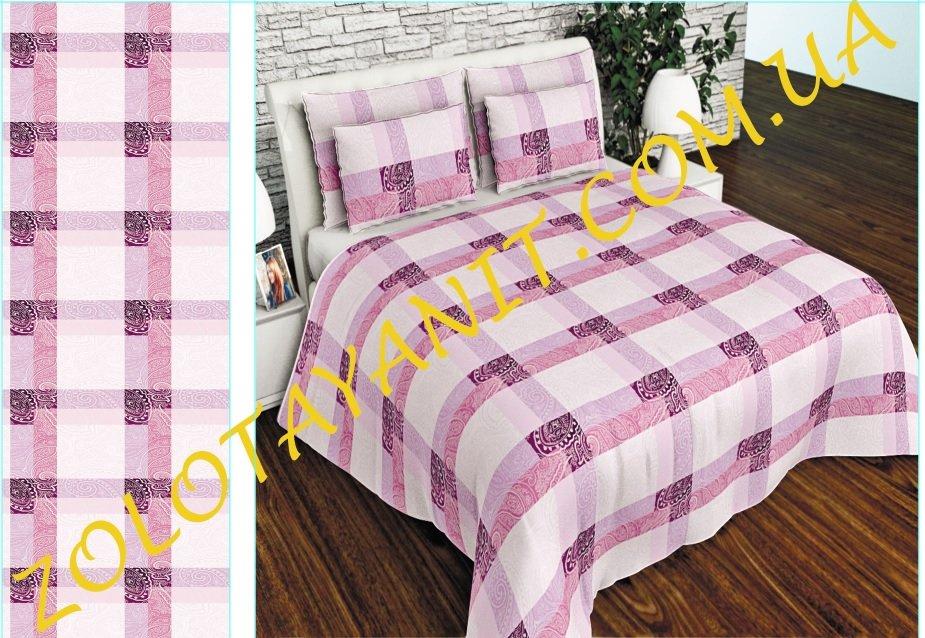 Ткань Бязь Gold Uxt-660-3-Violet